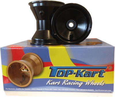 Topkart racing rims